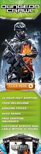 "Intrarea #17 pentru concursul ""Banner Ad Design for Dungeon Crawl Online Pty Ltd (www.dungeoncrawl.com.au)"""