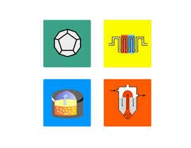 ehsan88 tarafından Design 44 icons for an engineering app için no 20