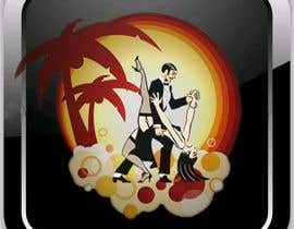#5 para Icon or Button Design for Tango Club por krisnaharry