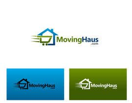 #43 para Logo Design for MovingHaus.com por MED21con