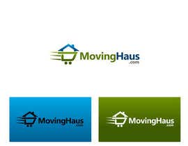 nº 44 pour Logo Design for MovingHaus.com par MED21con