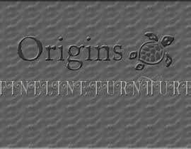 #8 for Furniture Metal Label Design af lemza