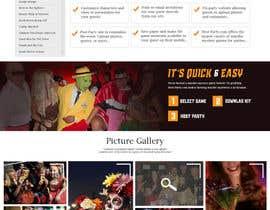 #9 para Design a Website Mockup de iTechnoweb