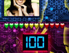 claudiarecords tarafından Create a Main screen for an app that a crazy inventor would create! için no 18
