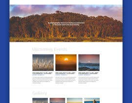 nº 11 pour Design a Photography Website par siddhiair