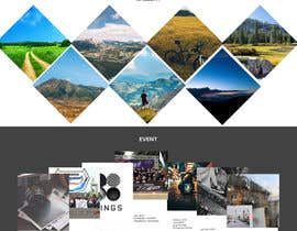 nº 12 pour Design a Photography Website par bellaoct27