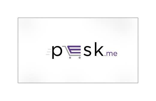 Penyertaan Peraduan #475 untuk Logo Design for Pesk.me