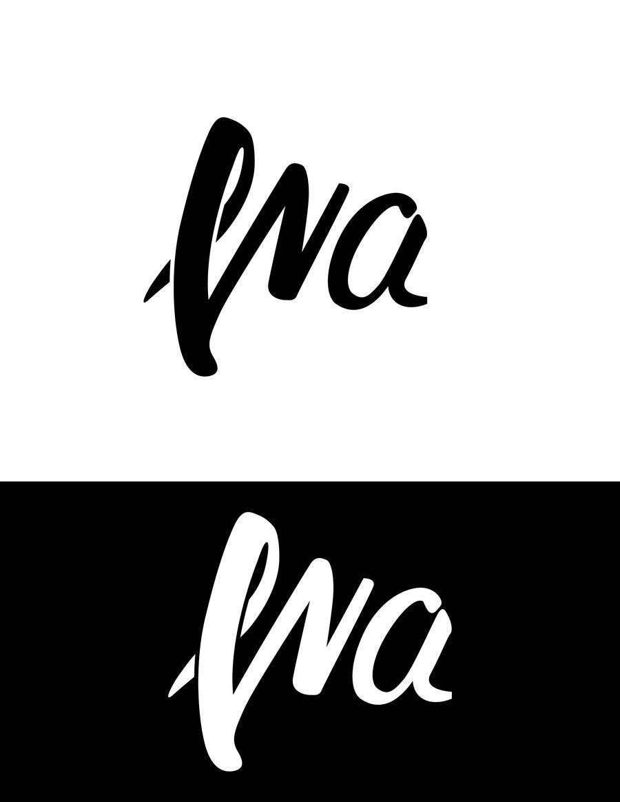 "Contest Entry #49 for Lettering for T-Shirt ""Wa"""