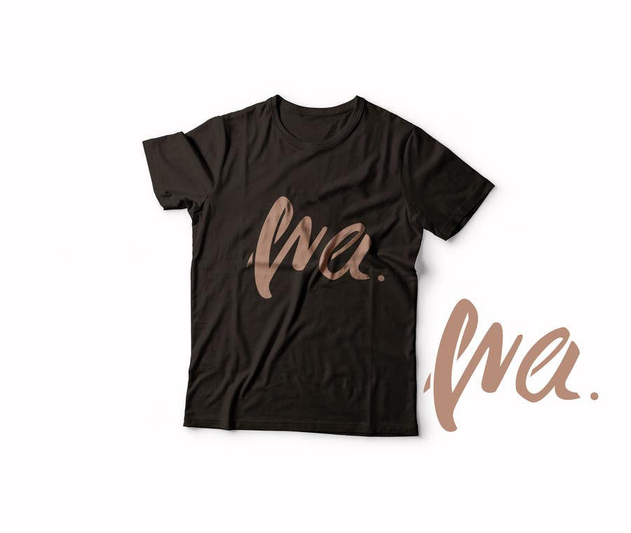 "Contest Entry #18 for Lettering for T-Shirt ""Wa"""