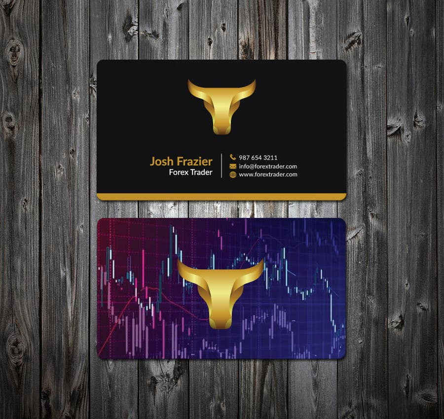 Contest Entry 28 For Business Cards Needed Trading