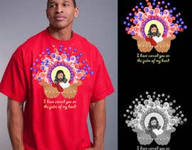 #92 para T-shirt Design for Christian T-Shirt Company - Imitate Him LLC por venug381