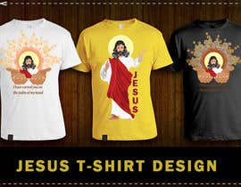#45 untuk T-shirt Design for Christian T-Shirt Company - Imitate Him LLC oleh venug381