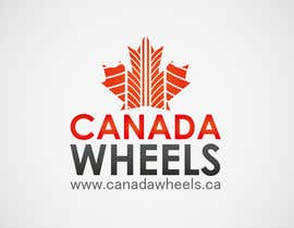 nº 96 pour Graphic Design for Canadawheels.ca par airtalk