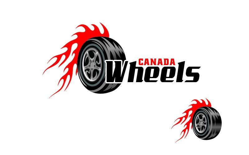 Inscrição nº                                         53                                      do Concurso para                                         Graphic Design for Canadawheels.ca