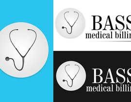 #30 untuk Design a Logo for Bass Medical Billing oleh luisfl