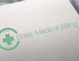 #35 untuk Design a Logo for Bass Medical Billing oleh FilipaSimao
