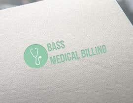#36 untuk Design a Logo for Bass Medical Billing oleh FilipaSimao