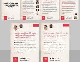 Nro 12 kilpailuun Design a 30-page brochure käyttäjältä PabloSabala