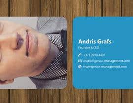petersamajay tarafından Design Roll up & Business Card için no 45