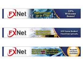 #48 for Banner Ad Design for FXNET af ANALYSTEYE
