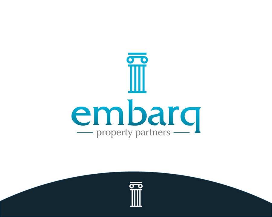 Konkurrenceindlæg #                                        395                                      for                                         Logo Design for embarq property partners