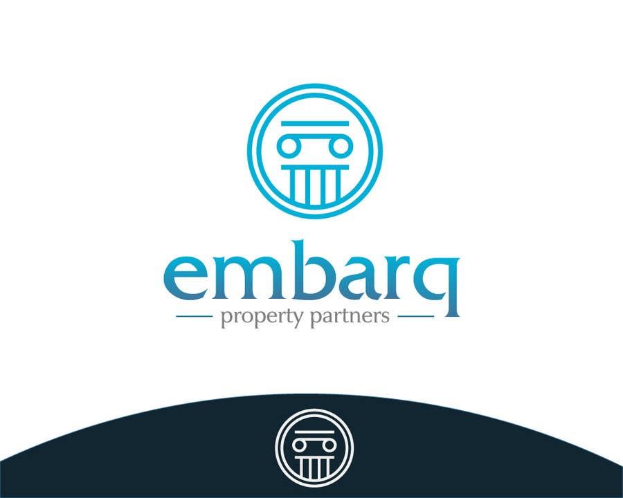 Konkurrenceindlæg #                                        539                                      for                                         Logo Design for embarq property partners