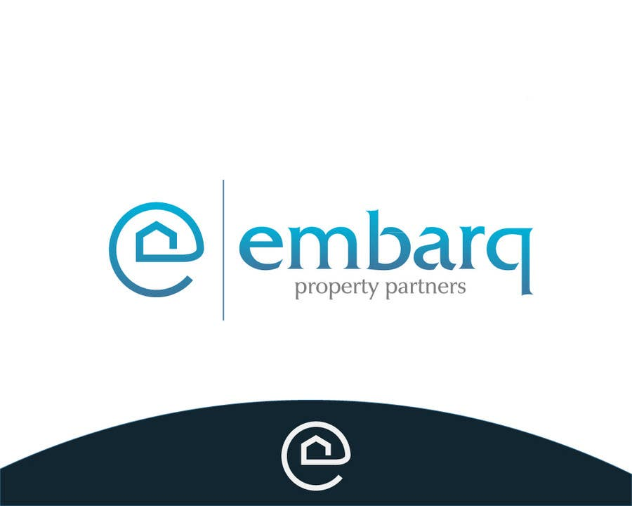 Konkurrenceindlæg #                                        797                                      for                                         Logo Design for embarq property partners