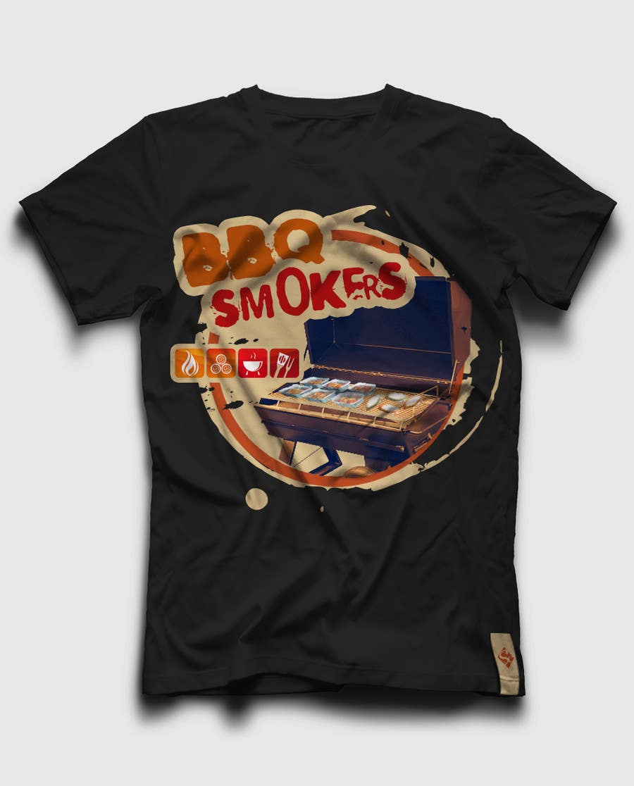 Bài tham dự cuộc thi #                                        64                                      cho                                         Create a BBQ-shirt for our fans and customers
