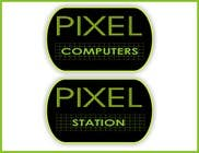 Graphic Design Entri Peraduan #75 for Logo Design for Company Pixel Computer, Brand Pixel Station