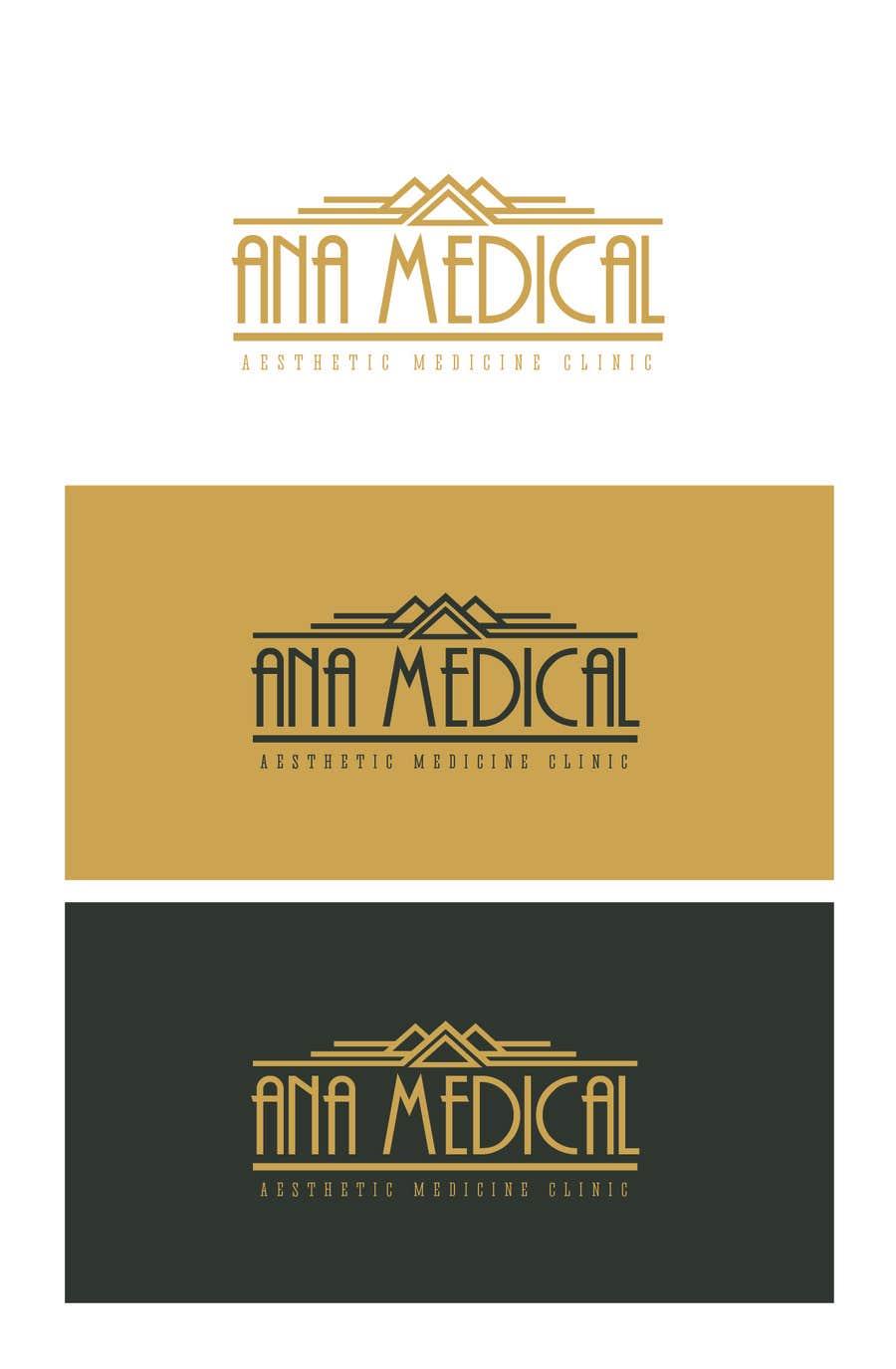 Participación en el concurso Nro.                                        73                                      para                                         Design an Art Deco Logo