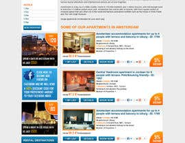 #30 for Website Design for GET READY RENTALS, af tania06