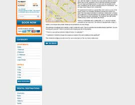 #32 for Website Design for GET READY RENTALS, af tania06