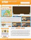 Bài tham dự #22 về Graphic Design cho cuộc thi Website Design for GET READY RENTALS,