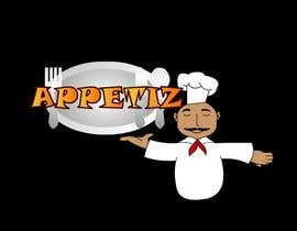 #348 para Logo Design for Appetiz de psbcom1702