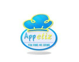 #86 για Logo Design for Appetiz από shahjee15
