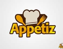 #48 for Logo Design for Appetiz af JustLogoz