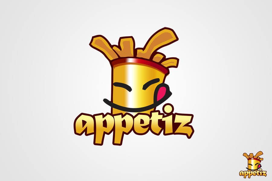 #51 for Logo Design for Appetiz by JustLogoz