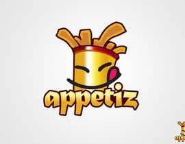#51 για Logo Design for Appetiz από JustLogoz