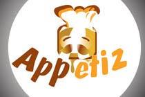 Entrada de concurso de Graphic Design #295 para Logo Design for Appetiz