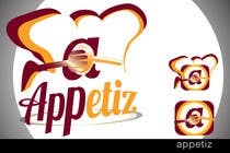 Participación Nro. 330 de concurso de Graphic Design para Logo Design for Appetiz