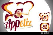 Entrada de concurso de Graphic Design #330 para Logo Design for Appetiz