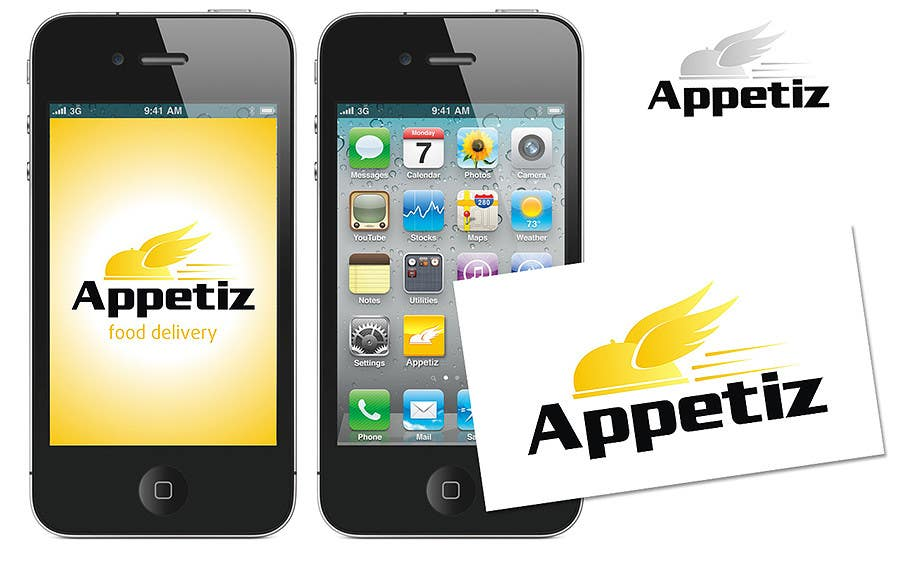 Participación en el concurso Nro.262 para Logo Design for Appetiz