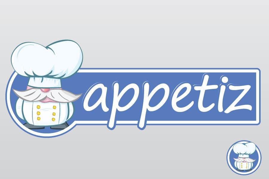 Contest Entry #224 for Logo Design for Appetiz