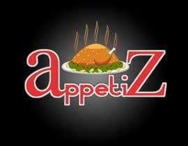 #347 per Logo Design for Appetiz da indrasan99
