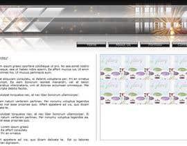 #20 untuk design company profile  mock up oleh pinkipilao