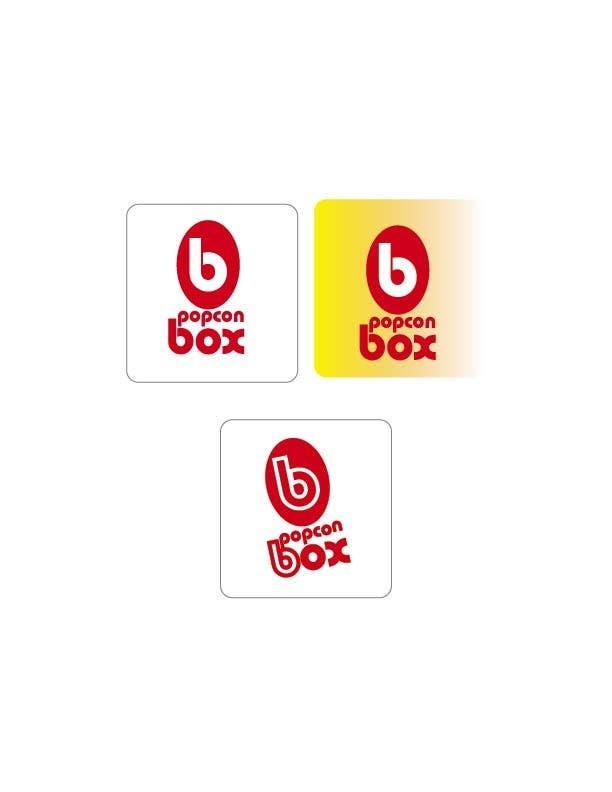 Entry #10 by TeresaGM73 for Logo y banner para una app como popcorn