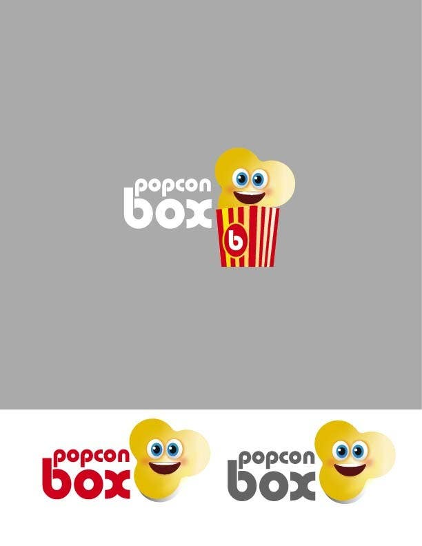 Entry #14 by TeresaGM73 for Logo y banner para una app como popcorn