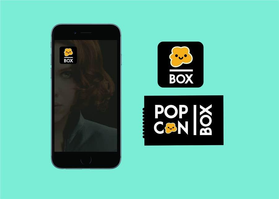Entry #13 by kaoz9k for Logo y banner para una app como popcorn time