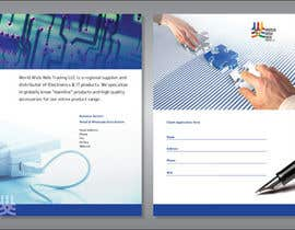 #12 para Brochure Design for World Wide Web Trading LLC por Ollive