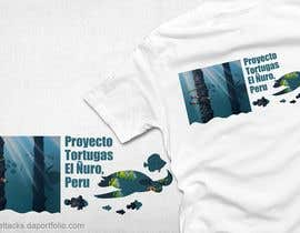 #75 for T-shirt Design for a marine conservation organization by marATTACKs